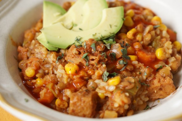southwest_lentil_stew